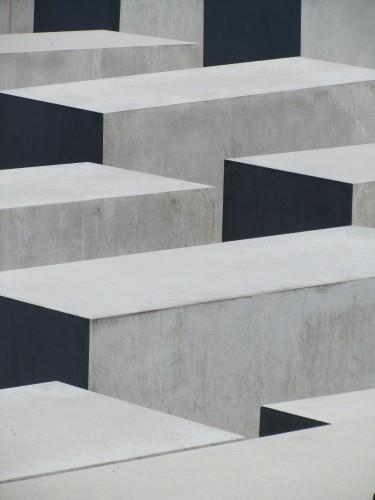 Berlin - Holocaust memorial, July 2010